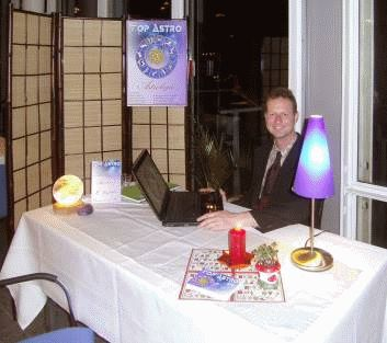 Astrologie-Beratung Silvesterparty